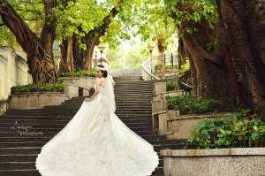 October 2016 Wedding - Old Taipa, Macau
