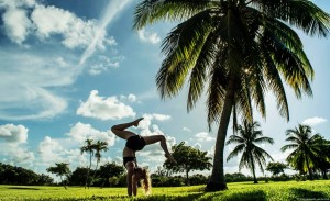 July 2016 - Miami Handstand